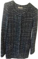 Bruno Manetti Blue Silk Jacket for Women