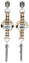 Anton Heunis tassel earrings