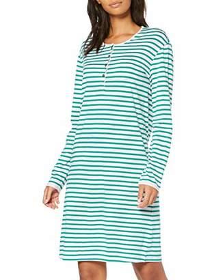 Schiesser Women's Sleepshirt 1/1 Arm, 95cm Nightie,(Size: 044)