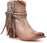 Lucchese Robyn Western Booties