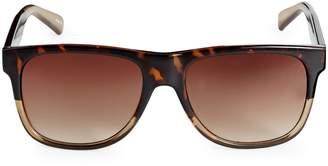 Etereo 55MM Rectangular Sunglasses