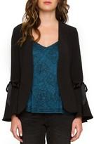 Willow & Clay Women's Tie Sleeve Jacket