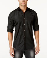INC International Concepts Men's Michaelson Perforated Shirt, Only at Macy's