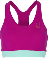 Lucas Hugh Bolt stretch sports bra