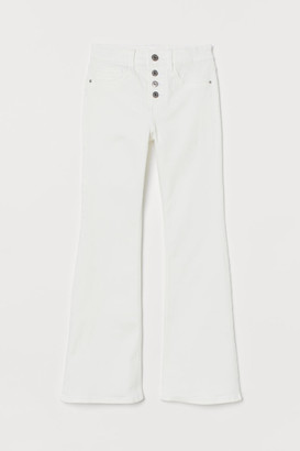 H&M Flare High Jeans