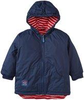 Jo-Jo JoJo Maman Bebe Fleece Lined Jacket (Toddler/Kid) - Navy-4-5 Years