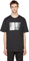 Oamc Black S.o.s. Tupac T-shirt
