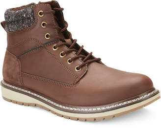 Reserved Footwear Men's Banks Lace-Up Ankle Boots