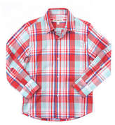 Appaman The Standard Plaid Shirt, Size 2-14
