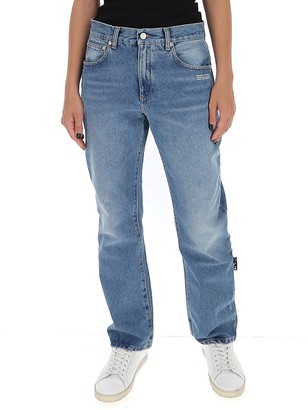 Off-White Baggy Fit Jeans