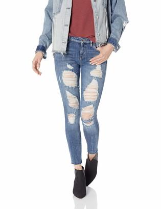 GUESS Women's Skinny Ankle Jean