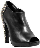 Marrvel Black Leather