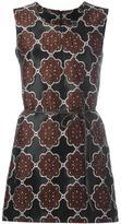 Ter Et Bantine jacquard mini dress