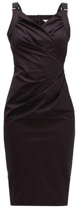 Max Mara Laziale Dress - Womens - Black