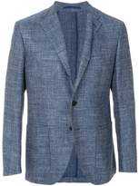 Cantarelli fitted casual jacket