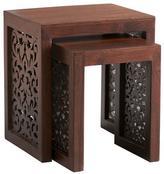 Maharaja Nesting Tables