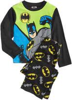 Ame 2-Pc. Batman Fleece Pajama Set, Little Boys (4-7) & Big Boys (8-20)