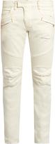 Balmain Biker slim-leg jeans