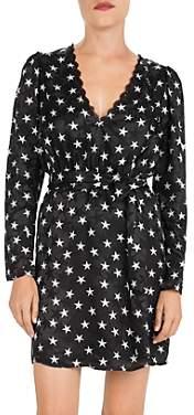 The Kooples Star Boulevard Printed Mini Dress