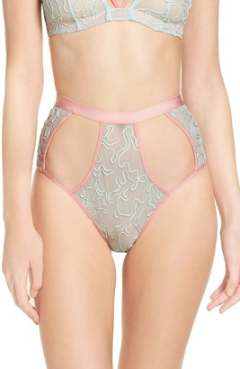 Cosabella Amelie High Waist Panties