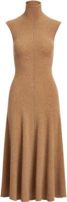 Ralph Lauren Cashmere Sleeveless Dress