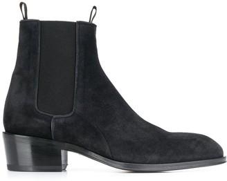 Giuseppe Zanotti elasticated ankle boots