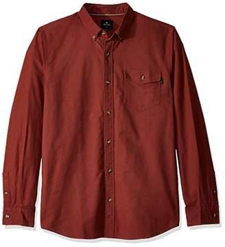 Rip Curl Men's Count Long Sleeve Shirt