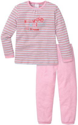 Schiesser Girl's Md Schlafanzug Lang Pyjama Set