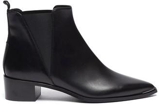 Acne Studios Leather Chelsea boots