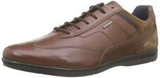 Geox Men's U ADRIEN B Formal Shoes, Blue (Navy C4002)