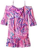 Lilly Pulitzer Mini Alanna Dress Girl's Dress