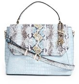 GUESS Trylee Flap Satchel