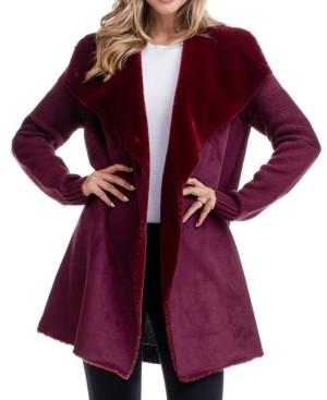 Fever Sweater Coat