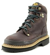 Georgia Boot G3374 Women Steel Toe Leather Brown Work Boot.