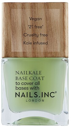 Nails Inc NAILS.INC Nailkale Superfood Base Coat with Wooden Cap