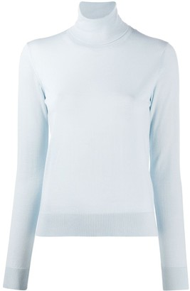 Lanvin Turtle Neck Knitted Jumper