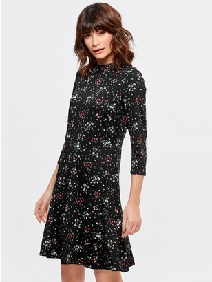 M&Co Ditsy floral dress