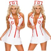S.MILE Sexy lingerie nurse nurse uniform temptation suit COSPLAY role-playing club