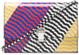 Proenza Schouler Small Lunch Bag Mixed Printed Ayers