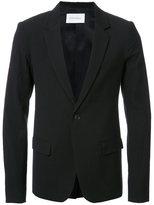 Strateas Carlucci - 'Proto' blazer - men - Linen/Flax/Polyamide/Viscose - S