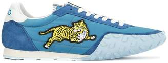 Kenzo appliqué detail sneakers
