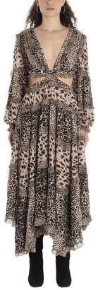 Zimmermann Allia Cut-Out Dress