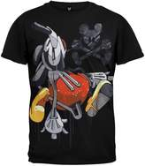 Old Glory Mickey Mouse - Mens Acid Drip Soft T-shirt