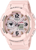 Baby-G Baby G Military Style Series Watch Pink