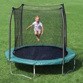Skywalker 8' Round Trampoline with Safety Enclosure Pad