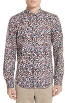 Paul Smith Tailored Print Shirt