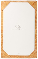 Graphic Image Leather Jotter