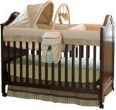 Summer Infant Symphony Classic 3-in-1 Bassinet Crib - Chocolate