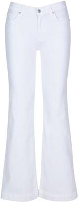 Seven London Dojo Tailorless Flare Leg Jeans
