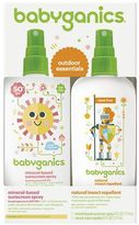BabyGanics Mineral-Based Sunscreen Spray SPF 50 + Natural Insect Repellent